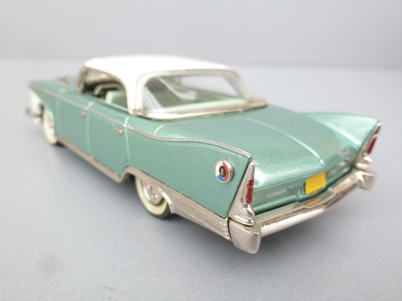 1960  Plymouth Fury Conquest M