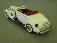 1937  Packard 120  cabriolet Auto Replicas (kit)