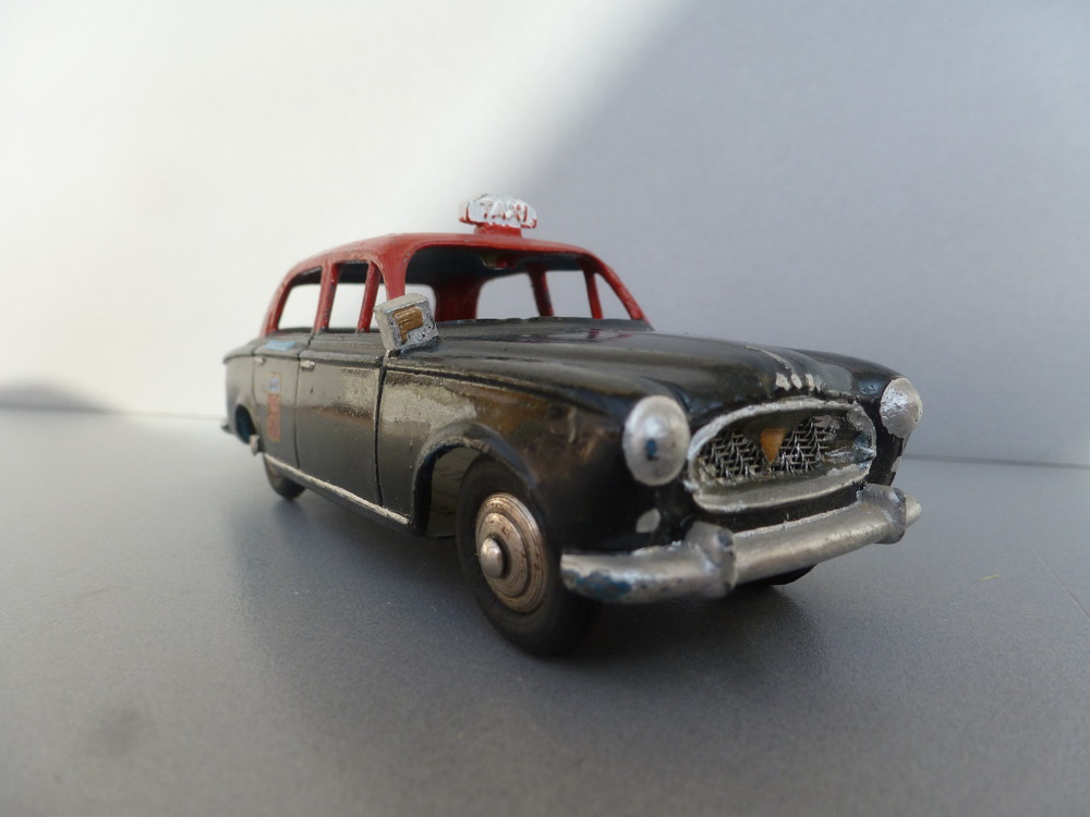 Peugeot 403 Taxi G7 Transfo pers