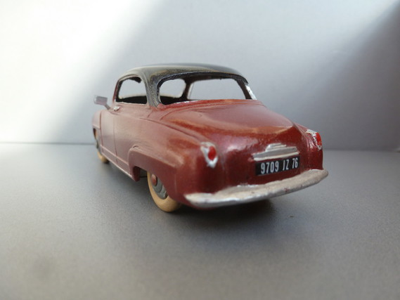 1952 Simca Aronde Grand Large DTF bidouille