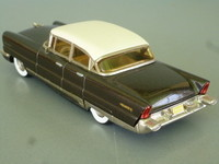 1956  lincoln Premiere sedan Madison models