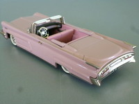 1959 Lincoln Continental convertible MiniMarque