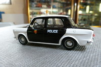 1966 Simca 1000 Police Paris IXO