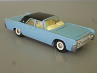 1963 Lincoln Continental Tekno