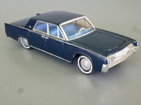 1964 Lincoln Continental DTGB