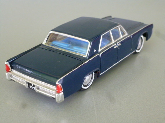 1964  Lincoln Continental berline DTGB