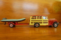 Jeepster Woody US Mint