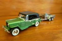 Jeepster cabriolet US Mint