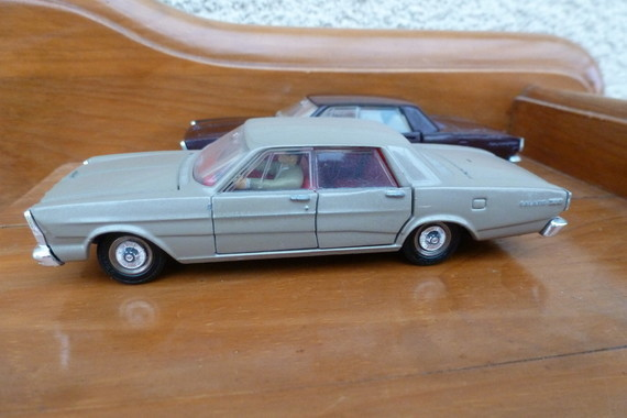 1965 Ford Galaxie 500 DTF