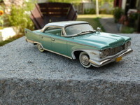 1960 Plymouth Fury Conquest Models