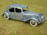 Citroën traction DTF