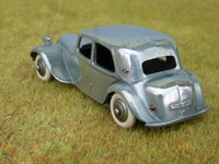 Citroên Traction DTF