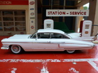 1959 Cadillac Fleetwood 60 Matrix