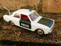 Ford 20M TS police DTGB