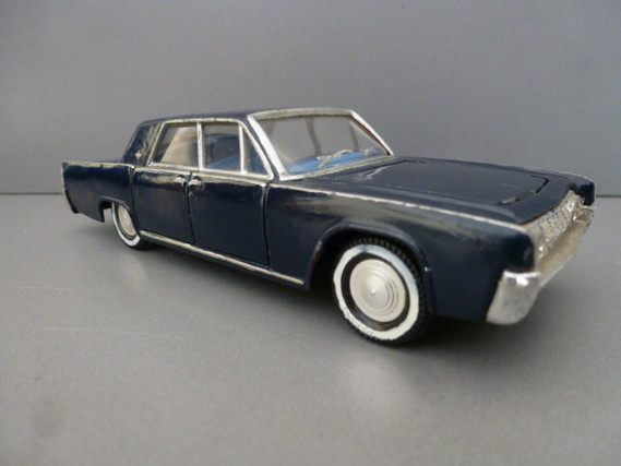 Lincoln Continental DTGB