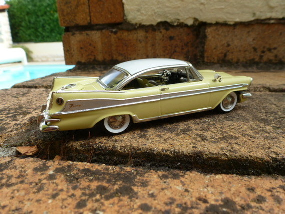 1959 Plymouth Fury coupé Conquest M