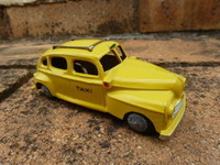 Ford taxi - Tekno