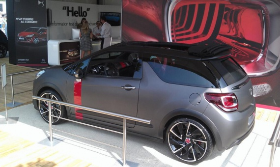 ds 3 cabrio racing 2014 topic officiel page 2 ds 3 ds forum marques. Black Bedroom Furniture Sets. Home Design Ideas