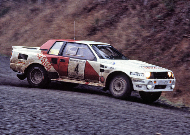 THORP CELICA 1986
