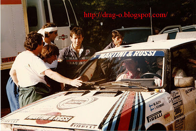1 OLYMPUS RALLY 1987 SEATTLE ALEN X