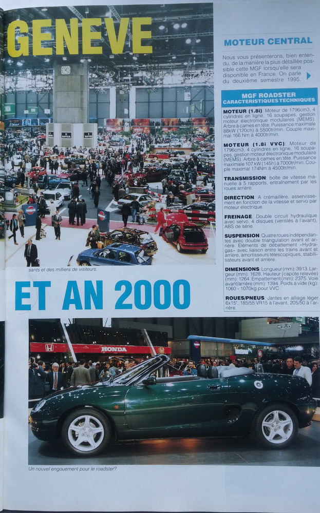 British Cars n°20 Avril-Mai 1995 p. 15