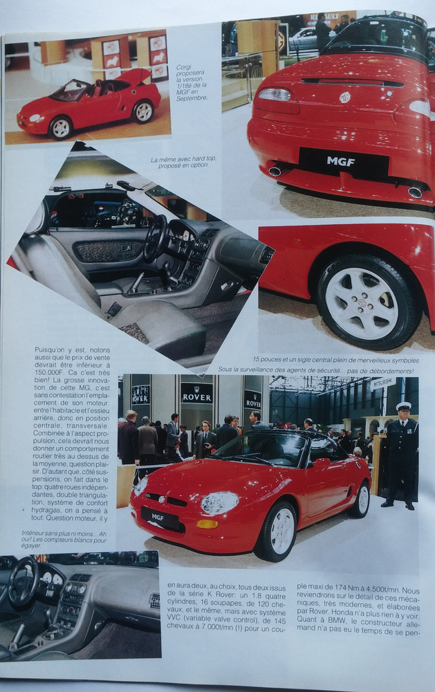 British Cars n°20 Avril-Mai 1995 p. 16
