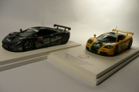 Mc Laren true scale