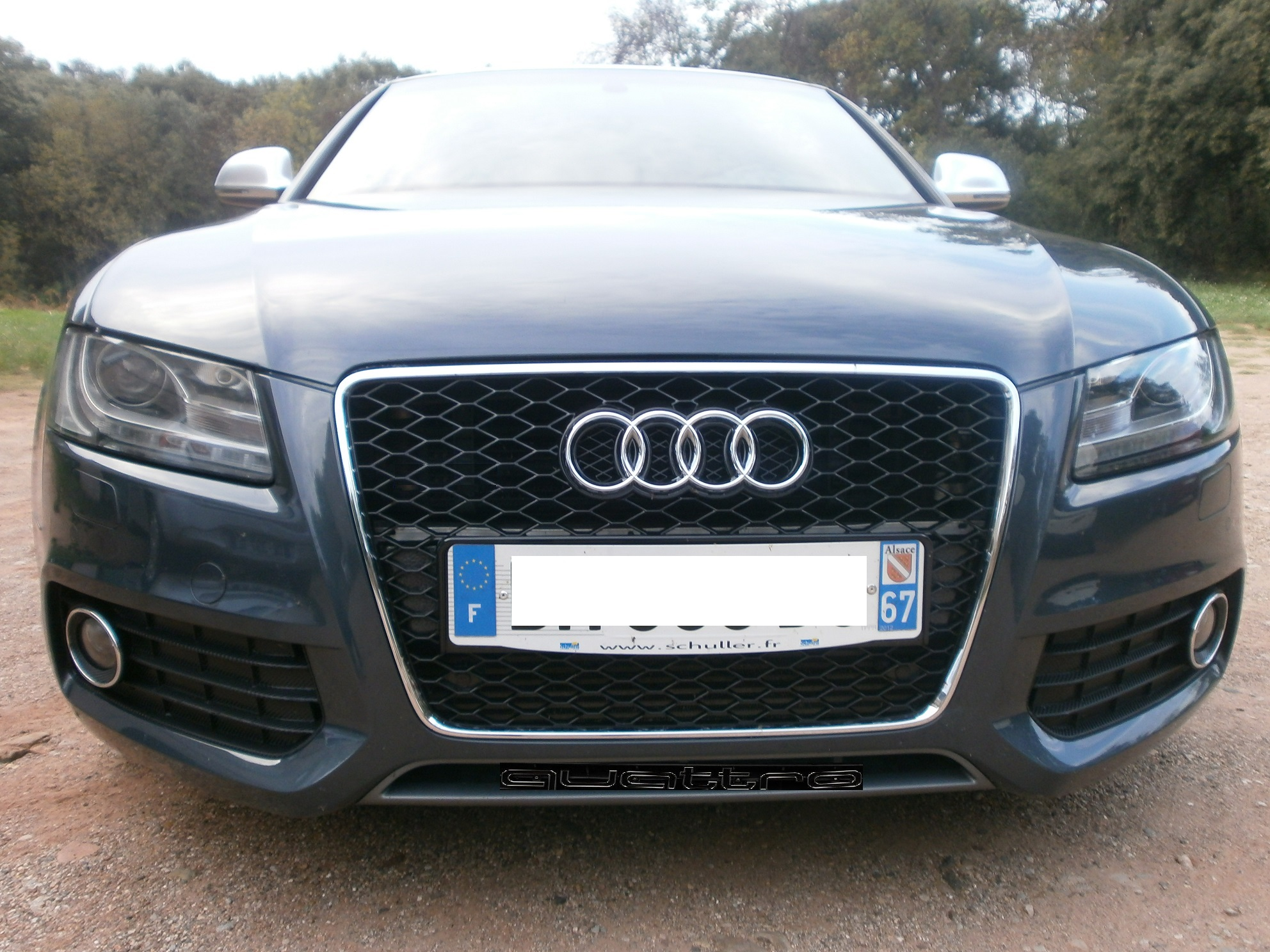 mon a5 3 0 tdi sline a5 audi forum marques. Black Bedroom Furniture Sets. Home Design Ideas