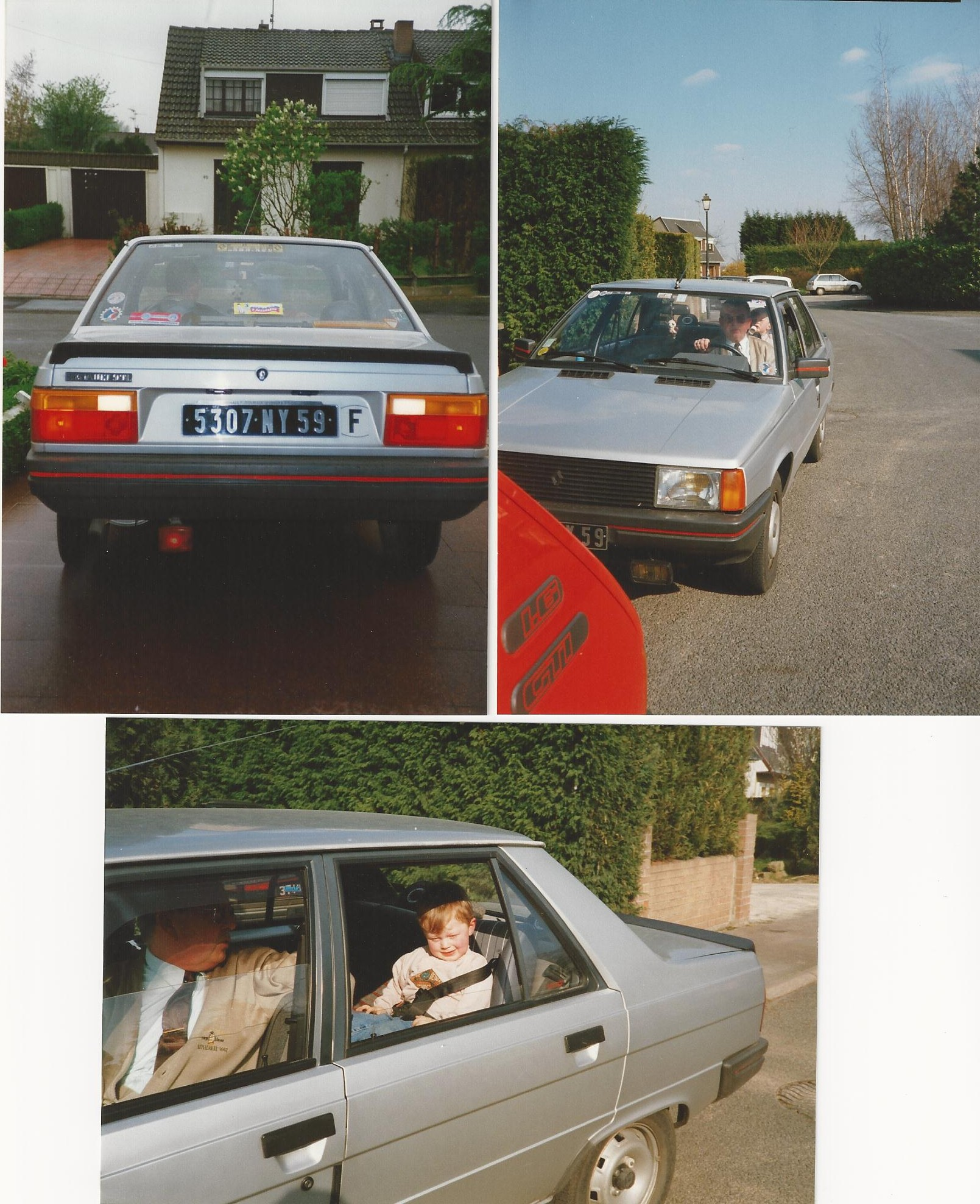 Renault 9 Papy