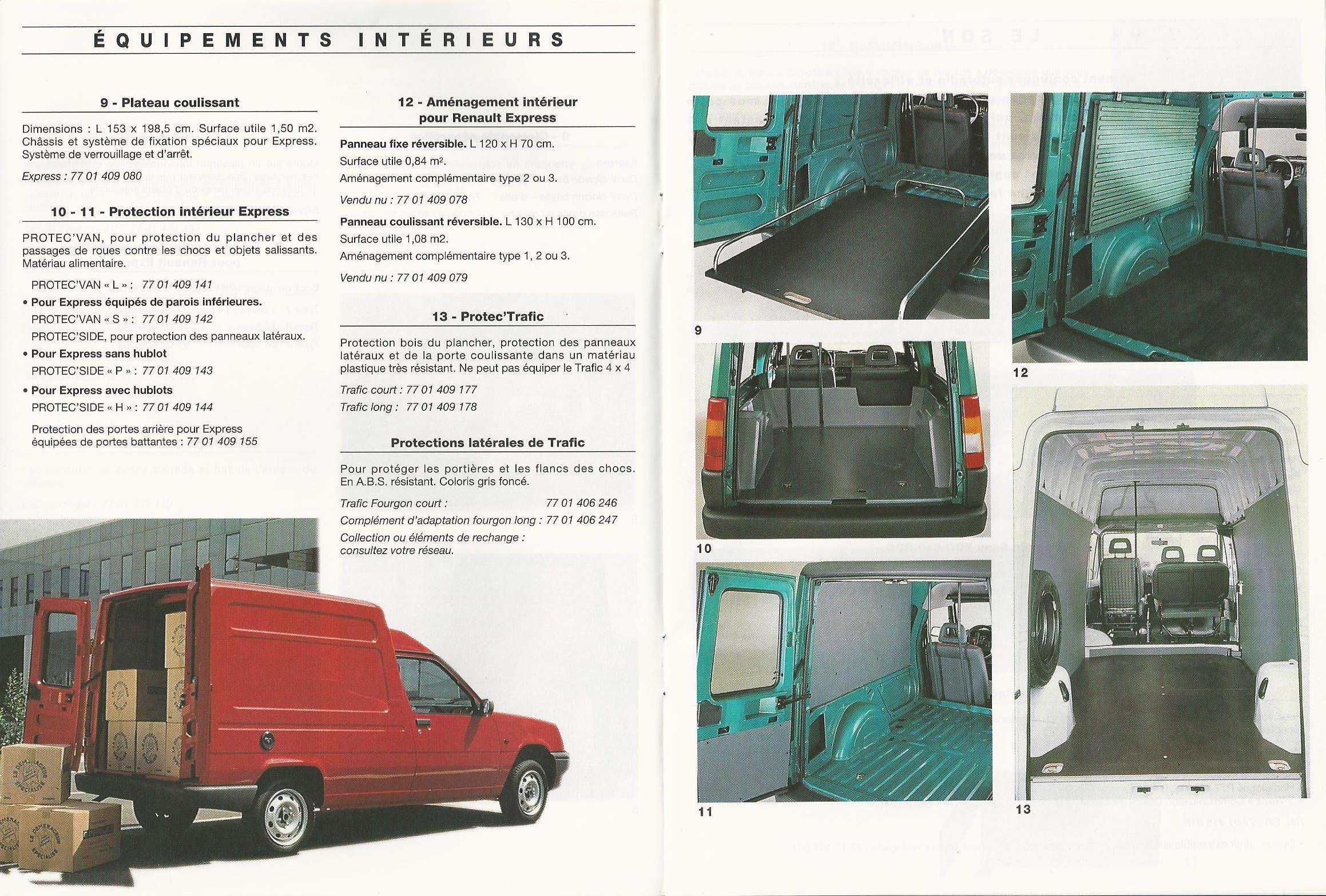 renault vu 1995 4 renault express 1 4 rt 1995 nyvetdupic photos club club caradisiac