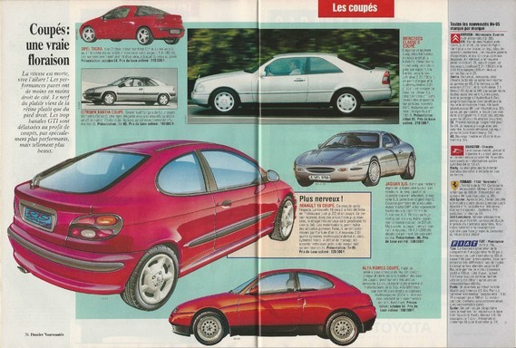 Automobile Magazine - Mars 1994 (6)