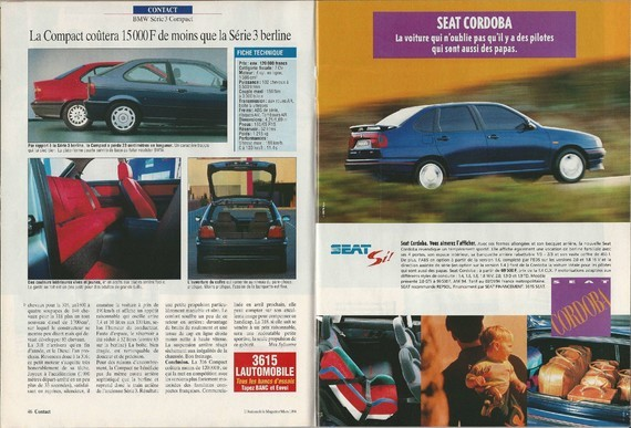 Automobile Magazine - Mars 1994 (16)