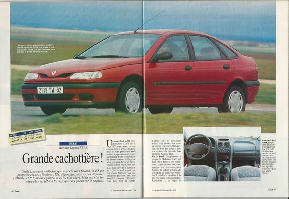 Automobile Magazine - Mars 1994 (17)