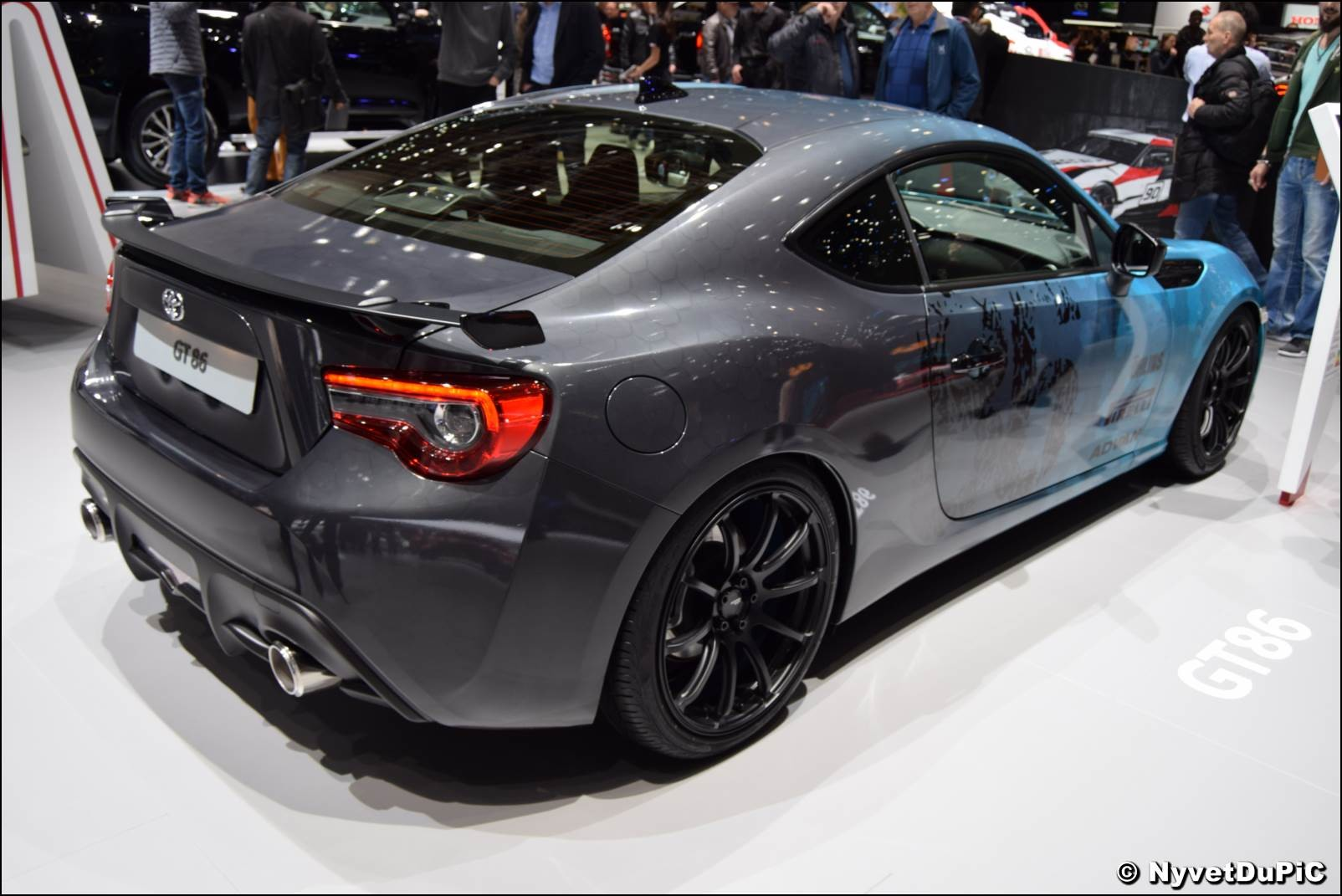 Toyota gt 86 topic officiel page 113 gt 86 for Annulation commande salon