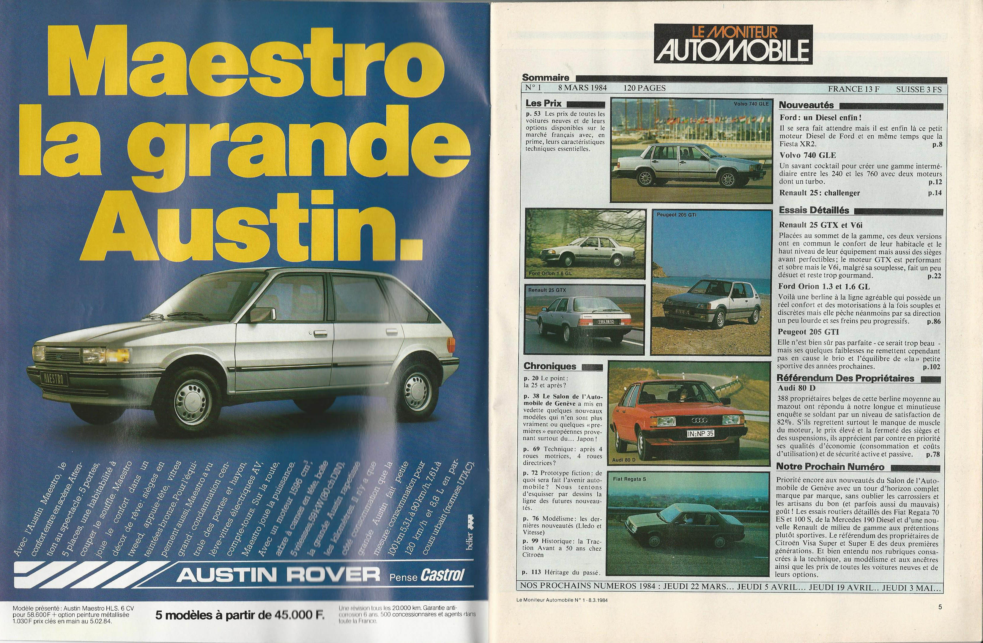 Moniteur Automobile 01 - 08 Mars 1984 (3)