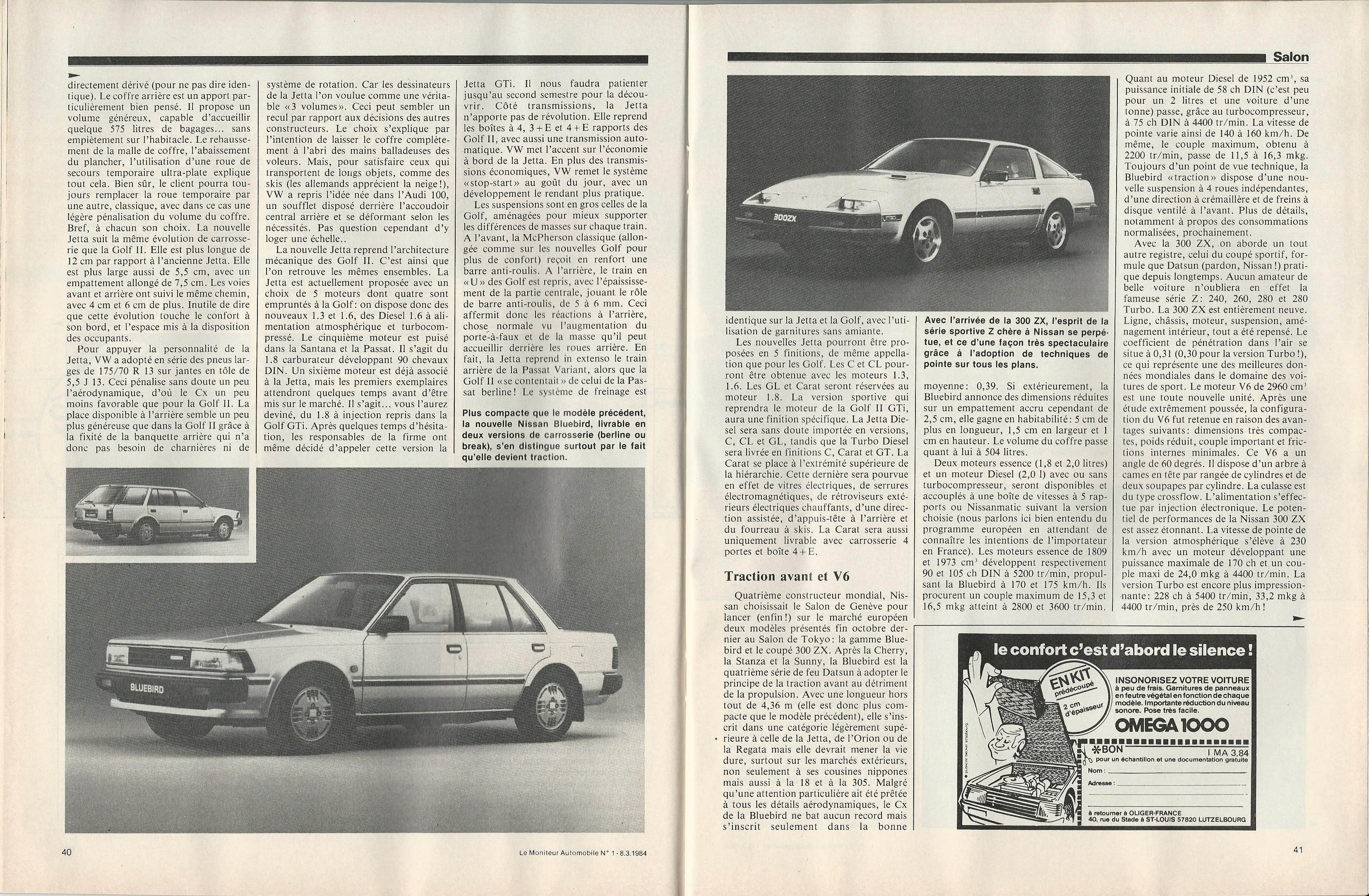 Moniteur Automobile 01 - 08 Mars 1984 (21)