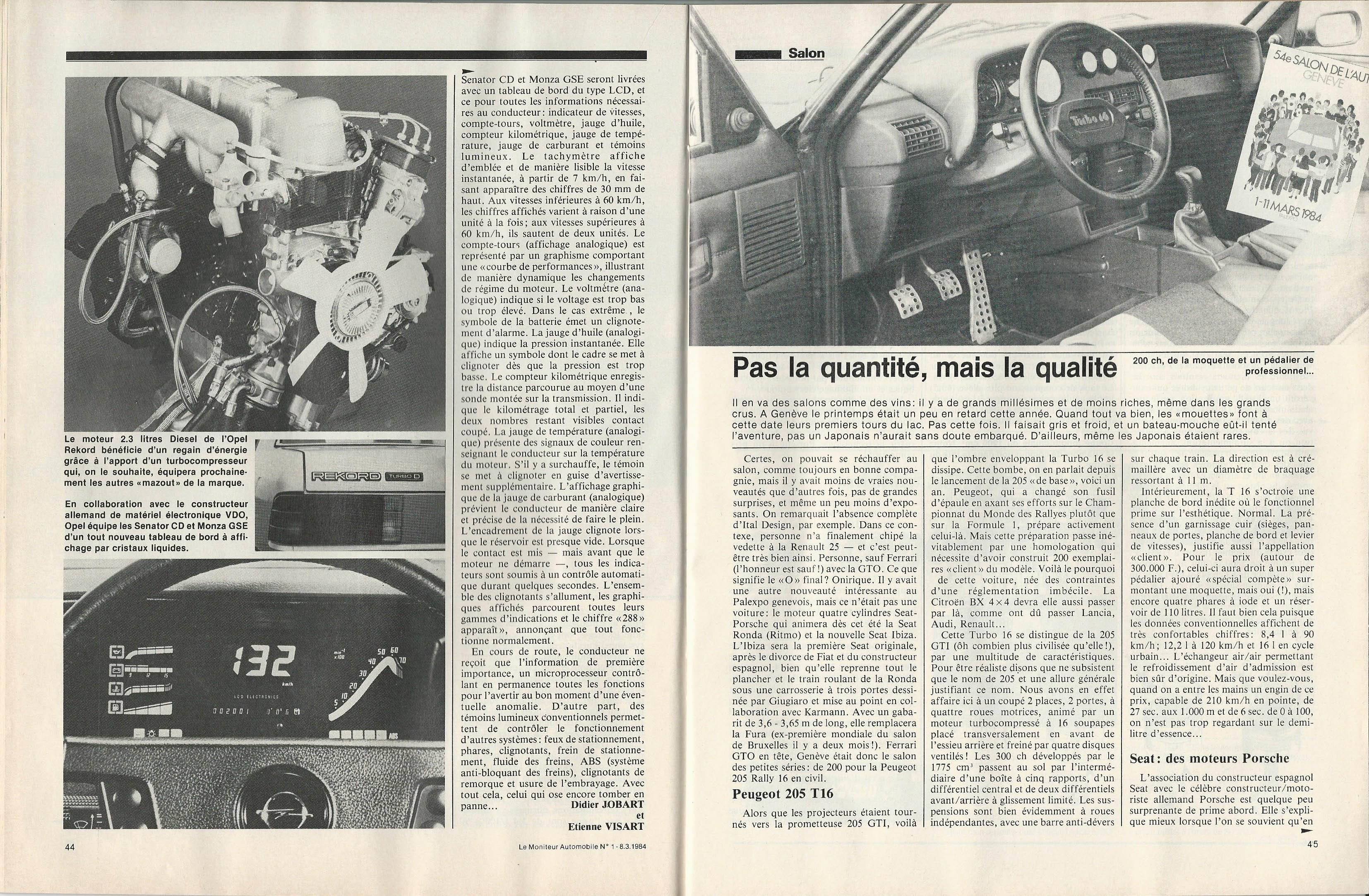 Moniteur Automobile 01 - 08 Mars 1984 (23)