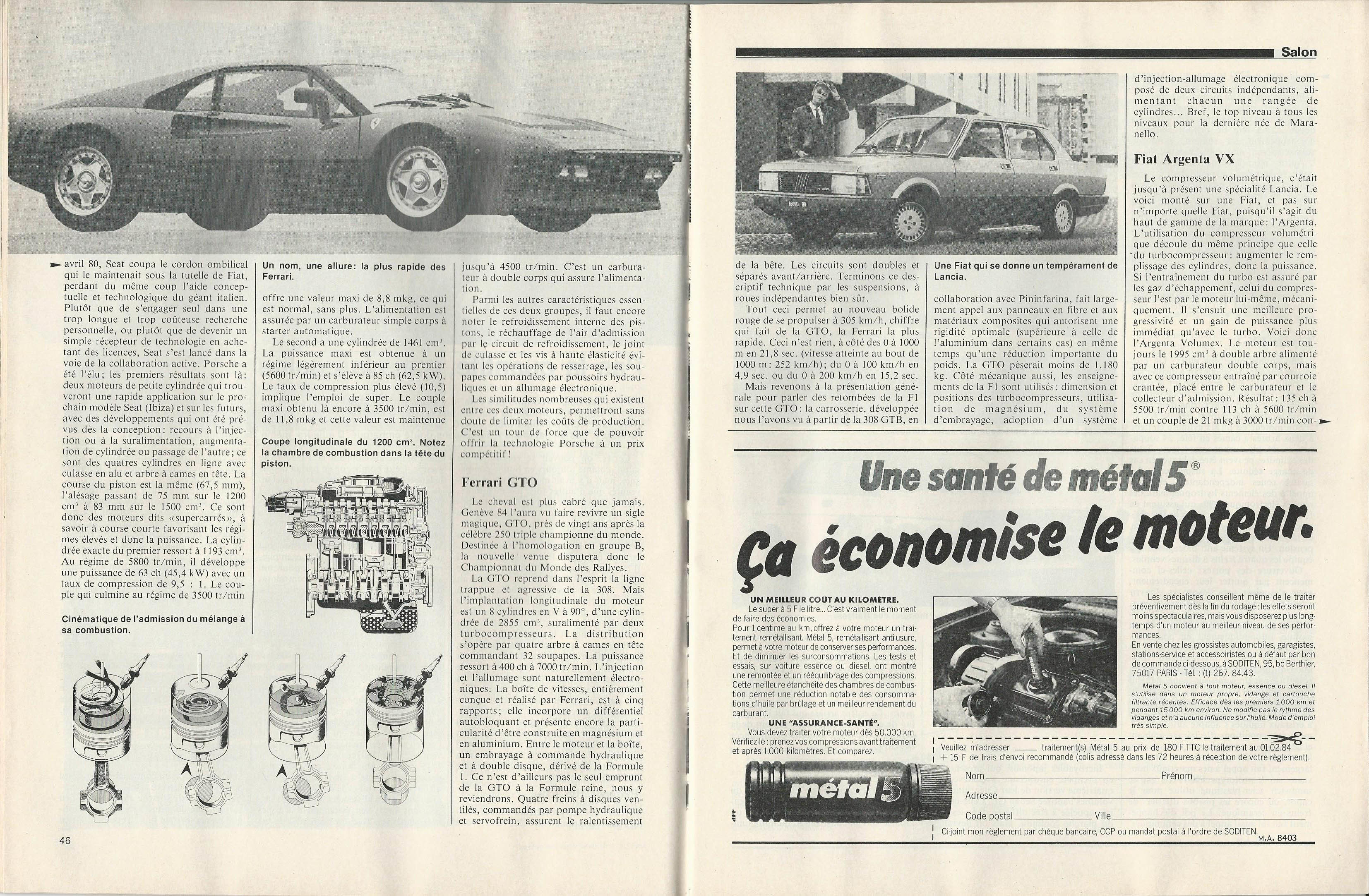 Moniteur Automobile 01 - 08 Mars 1984 (24)