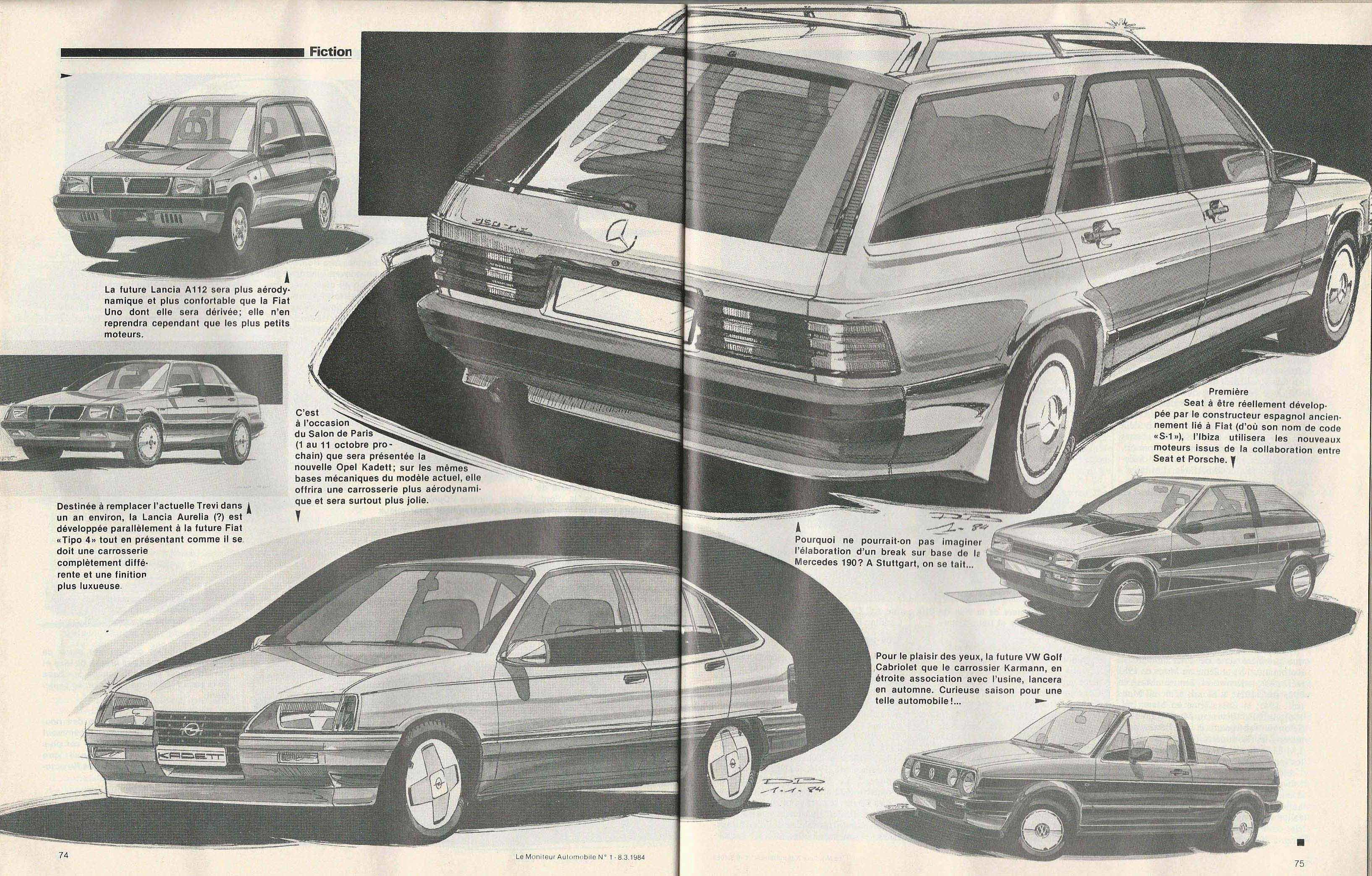 Moniteur Automobile 01 - 08 Mars 1984 (30)
