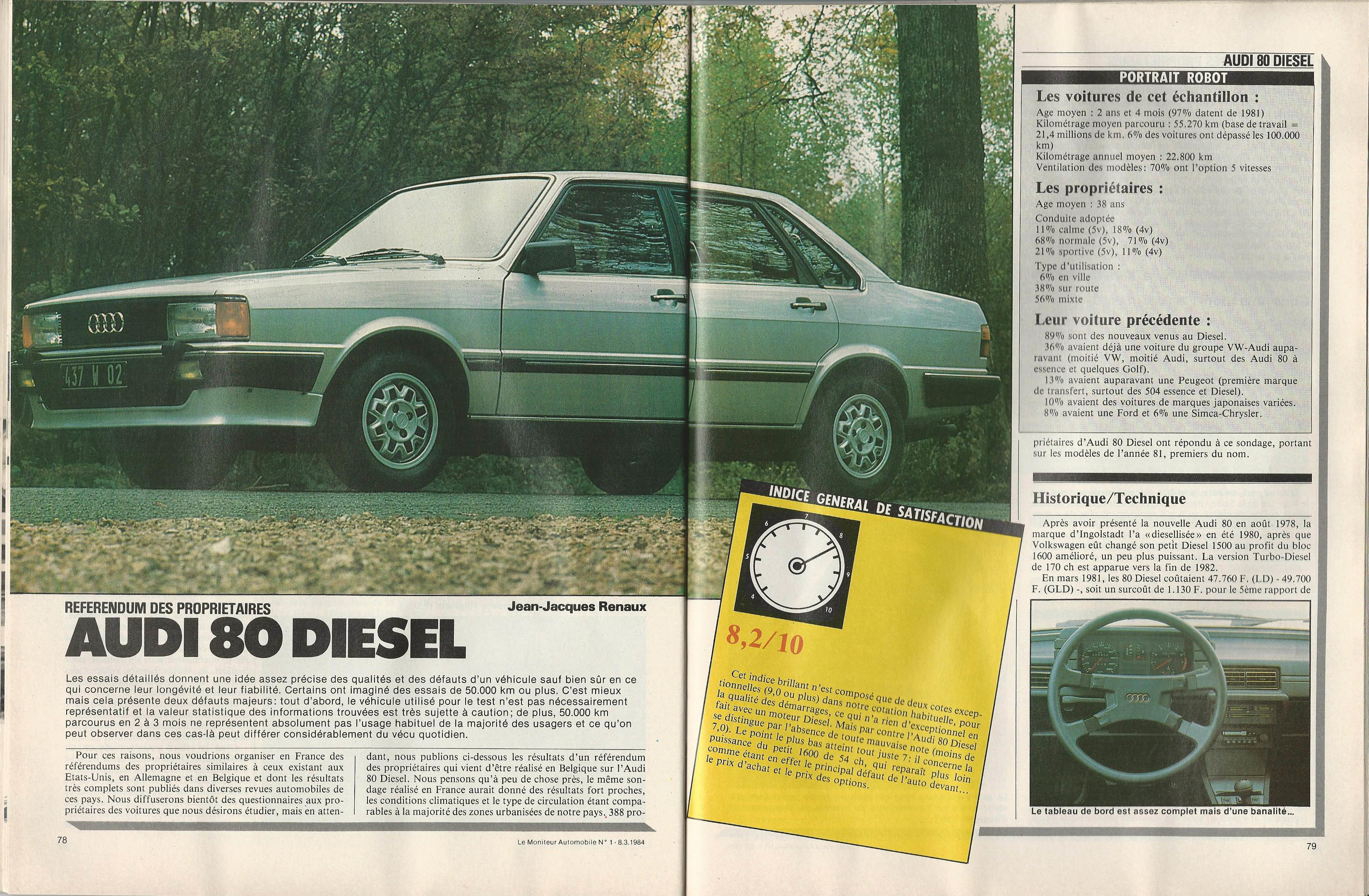 Moniteur Automobile 01 - 08 Mars 1984 (31)