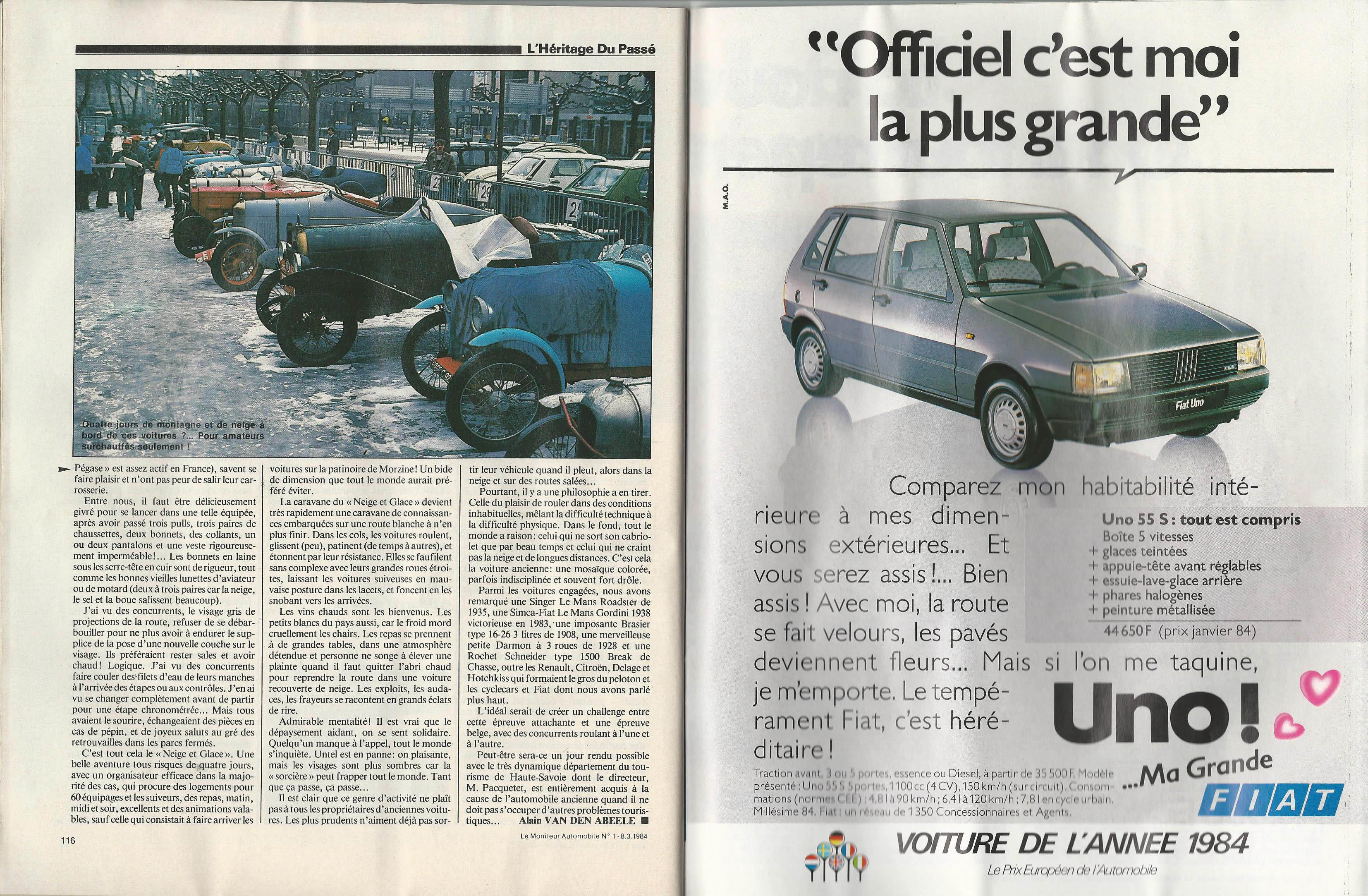 Moniteur Automobile 01 - 08 Mars 1984 (50)