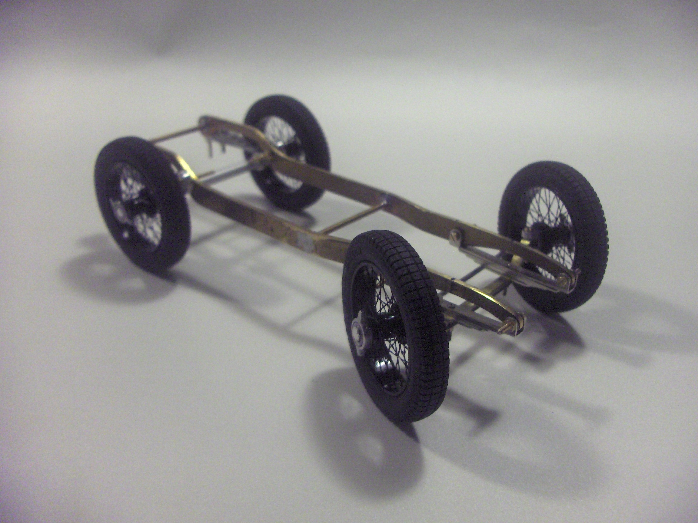 chassis roulant