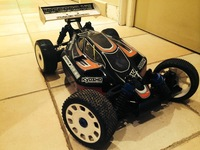 Kyosho inferno VE RACE SPEC