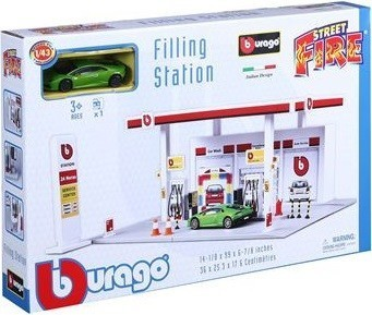 Station-service-francaise-Bburago-Street-Fire-1-43