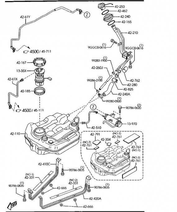 Sujet576246 35 on 2000 Mazda Protege Wiring Diagram