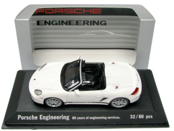 Boxster Spyder 987 Engineering 20Years