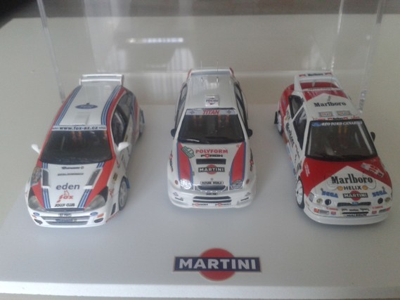 "Collection ""Martini"""