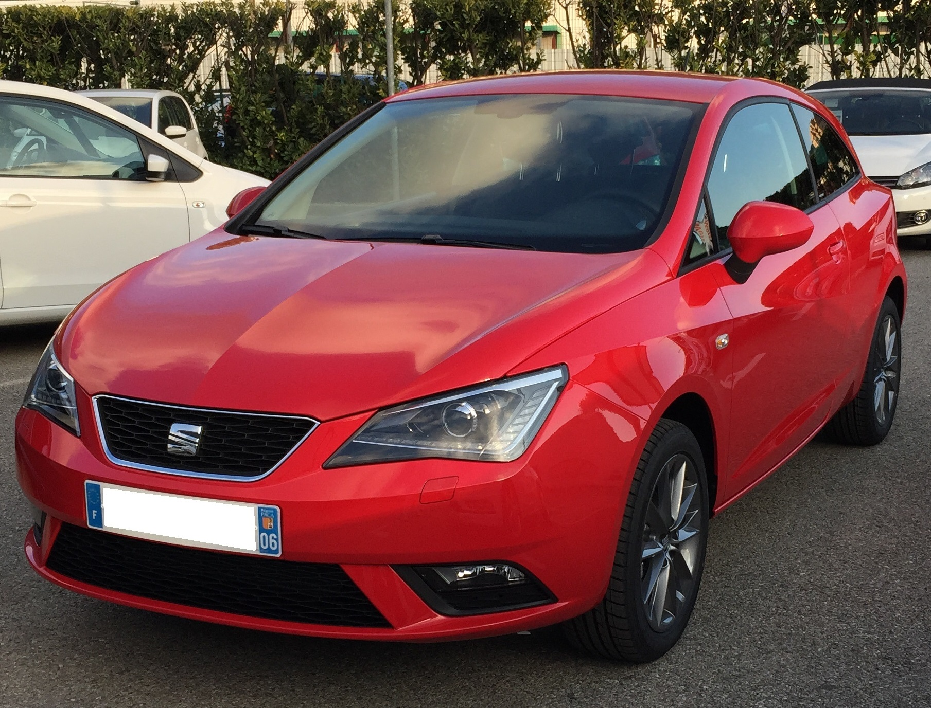 seat ibiza sc itech plus tsi 105 rouge emocion ibiza seat forum marques. Black Bedroom Furniture Sets. Home Design Ideas