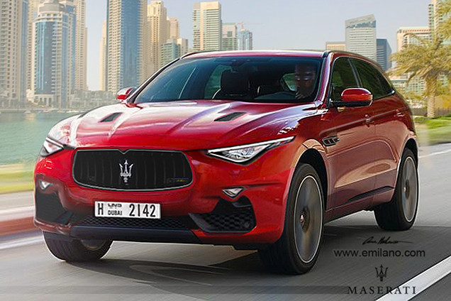 maserati levante suv 4x4 page 4 maserati forum marques. Black Bedroom Furniture Sets. Home Design Ideas