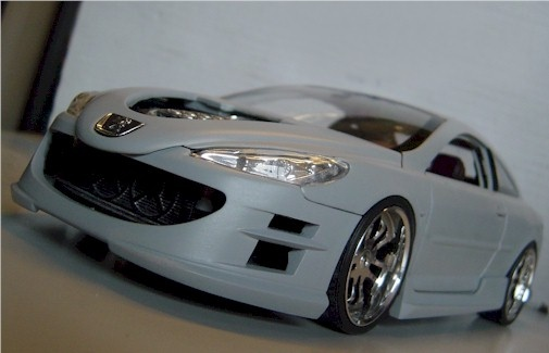 Mini tuning 1 18 1 24 page 674 miniatures virtual tuning forum tuning - Kit carrosserie peugeot 406 coupe ...